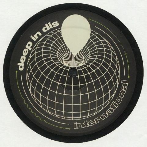 "( DIDWAX 001 ) NOIRO - Shahrzad EP (12"") Deep in Dis Intl"