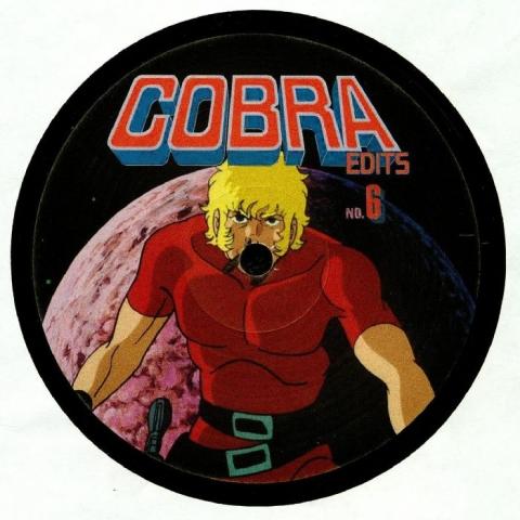 "( COBRA 006 ) COBRA EDITS - Cobra Edits Vol 6 (12"") Cobra Edits"