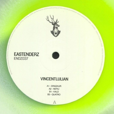 "( ENDZ 037 ) VINCENTLULIAN - ENDZ 037 (coloured vinyl 12"") (1 per customer) Eastenderz"