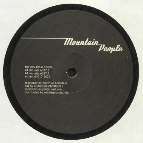 "(  MOUNTAIN 017 ) The MOUNTAIN PEOPLE - MOUNTAIN 017 (12"") Mountain People Germany"