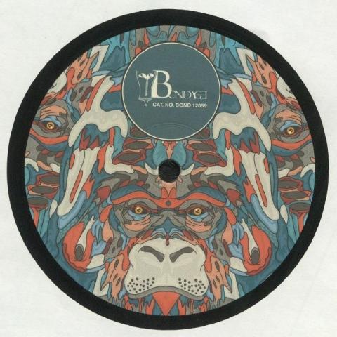 "( BOND 12059 ) Mihai POPOVICIU - Azul EP (180 gram vinyl 12"") Bondage Germany"