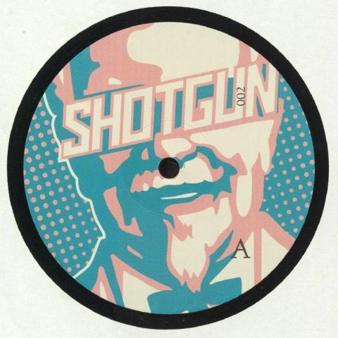 "( SHTGN 002 ) LAMALICE - Malice In Sander's Land EP (12"") Shotgun France"