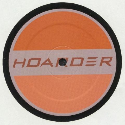 """( HOARD 020 ) VITESS - Radio Star EP (12"""") Hoarder Netherlands"""
