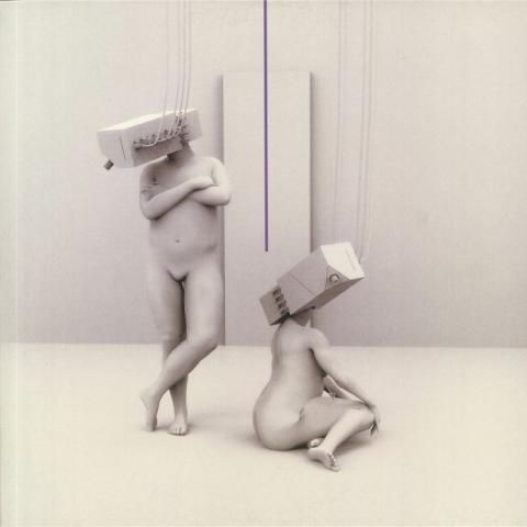 "( EON 3 ) ARNO - Motorbass EP (12"") Elision France"