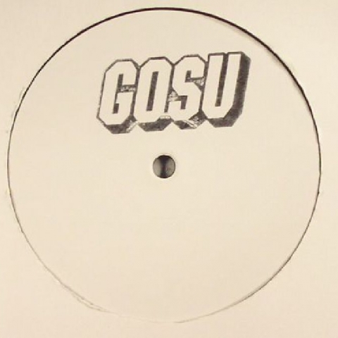 "( GOSU 001 ) Thomas ROOGE - Fake ID Entry EP (12"" - repress) Gosu Germany"
