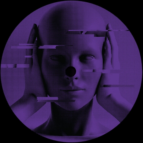 """( OMK 003 ) JAMIE LEATHER - Escaping EP ( 12"""" vinyl ) Omike France"""