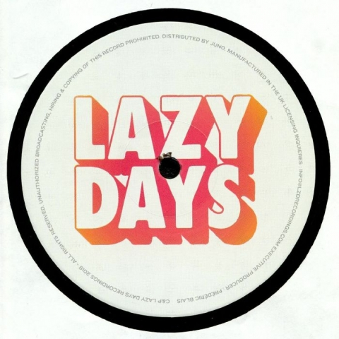 "( LZD 071 ) FRED EVERYTHING - Long Way Home (Andre Lodemann & Fabian Dikof, Fred, Ian Pooley, Lauer Akai mixes) (140 gram vinyl 12"") Lazy Days US"