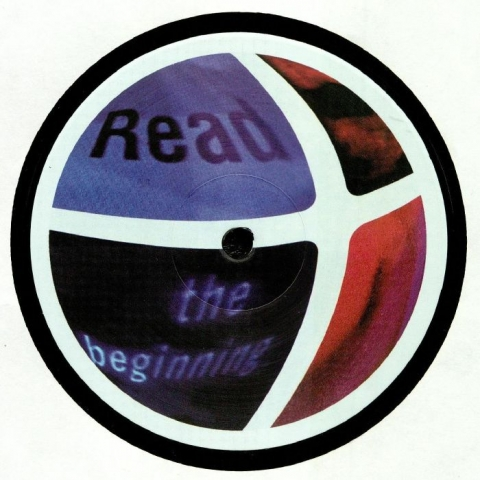 "( KNOE 1/3 ) Jaime READ - The Beginning (180 gram vinyl 12"") For Those That Knoe"