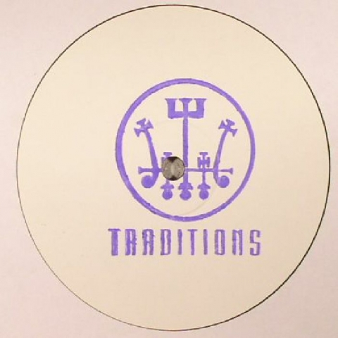 "( TRAD 03 ) Phil MERRALL - Traditions 03 (hand-stamped 10"") Libertine"