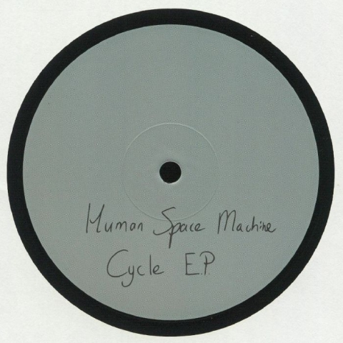 """( DLEP 03 ) HUMAN SPACE MACHINE - Cycle EP (12"""") De Lichting Holland"""