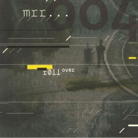 "( MRR 004 ) MIHIGH - Roll Over (180 gram vinyl 12"") MIDI Romania"