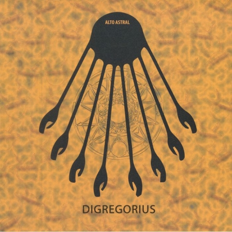 "( MOJ 07 ) DIGREGORIUS - Alto Astral (12"") My Own Jupiter"