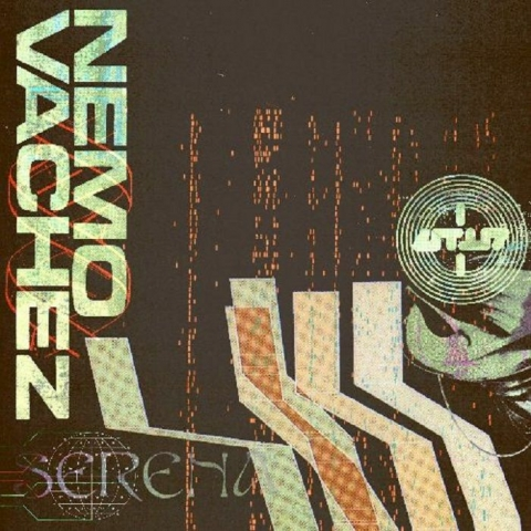 "( UTTU 103 ) Nemo VACHEZ - Serena EP (12"") Unknown To The Unknown"