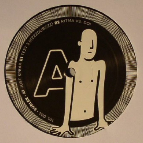 "( NIL 004 ) SUBLEE - Just Speak (12"") Nil US"