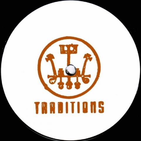"( TRAD 11 )  Libertine - Traditions 11 Pax KIVI Libertine Traditions 11 (hand-stamped 12"") Libertine"