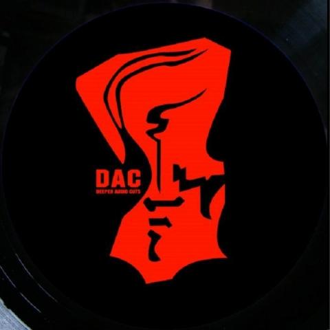 "(  DAC 004 ) TRIFORM - Dat & That EP (12"") Deeper Audio Cuts"
