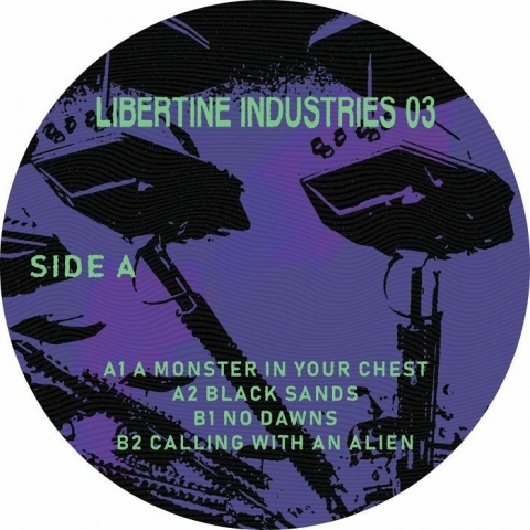"( LBIN 03 ) CORP - Libertine industries 03 (double 12"") Libertine"