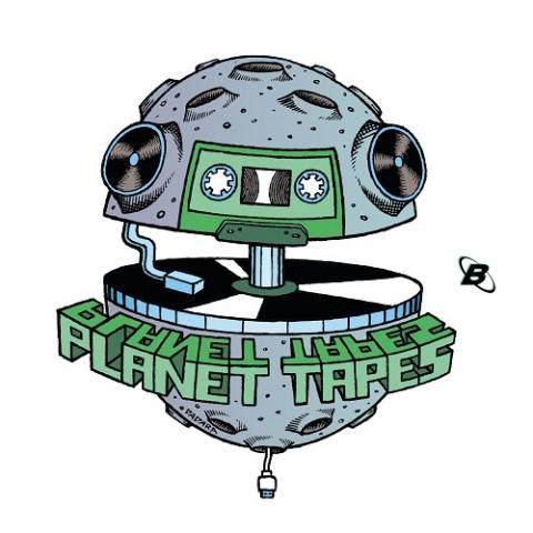 "( PT 002 ) LIQUID EARTH / PRIMARY PERCEPTION / SOLIDWOOD / JORIS BLAINE  / 4 CHEMINS / TWO OPPOSITES - Exploring Alternatives EP (12"" LTD to 300 copies) Planet Tapes Italy"