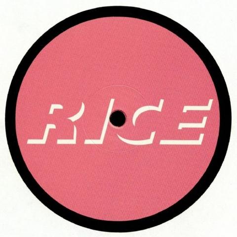 "( RICE 02 ) SHIBA - One To Three EP (12"") Rice Japan"