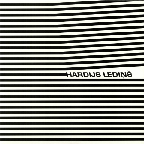 "( MEA 0004 ) Hardijs LEDINS - Tiny Crabs Of Deep Waters (heavyweight vinyl 12"") Musiques Electroniques Actuelles Russia"