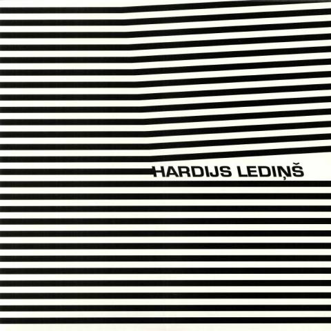 "( MEA 0004 ) Hardijs LEDINS - Tiny Crabs Of Deep Waters (heavyweight vinyl 12"") Musiques Electroniques Actuelles Russia"