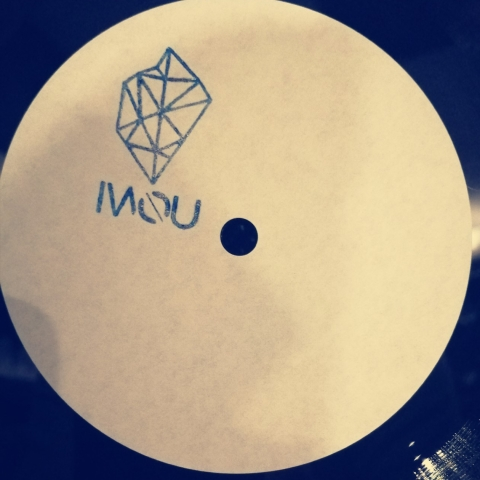 "( IWOU 001 ) IWOU - IWOU 001 (Ltd 200 copies 12"" vinyl) Iwou records"