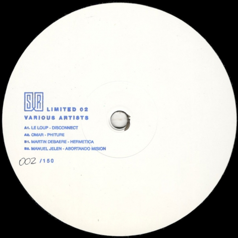 ( SURLTD 02 ) VARIOUS - Limited 02 (150 copies hand-stamped and numbered 12″) Sur