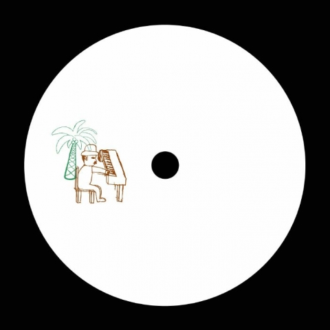 """( TTM 001 ) DJ DEEP / TRAUMER - Batu EP (12"""") Tatum"""