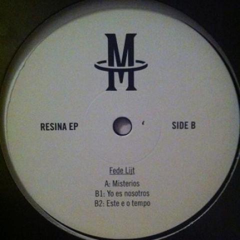 "( ELMIL 00 ) Fede LIJT - Resina EP (12"") El Milagro"