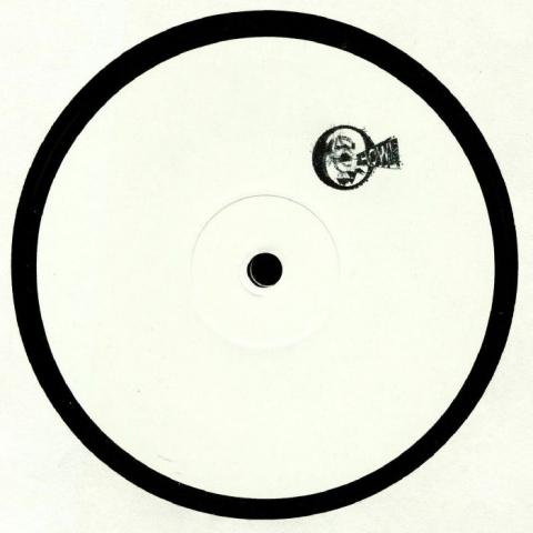 "( HWLS 001 ) PESTO BORSH - HWLS 001 (reissue) (hand-stamped 12"" repress) Howl Stamp Italy"