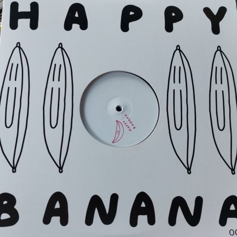 "( Happybanana 001 ) ANALOGUE CHEEZE - Ronedayz LP (2x12"") Happybanana"