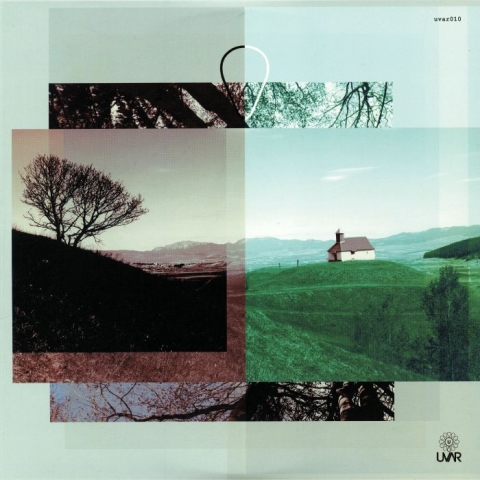 "( UVAR 010 ) BARAC - When We See One EP (180 gram vinyl double 12"") UVAR"