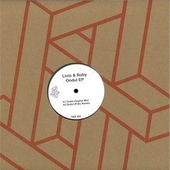 "( TIER 002 ) LIVIO & ROBY - Ondul EP (12"") Tier"