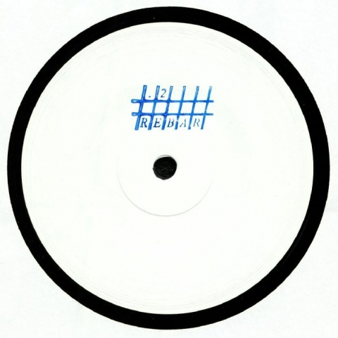 "( REBAR 002 ) REBAR - Lost In New York City (hand-stamped 1-sided 12"") Rebar Germany"