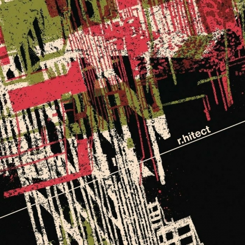 "(  RCT 002 ) R HITECT - Flamboyant Shell EP (12"") r.hitect"
