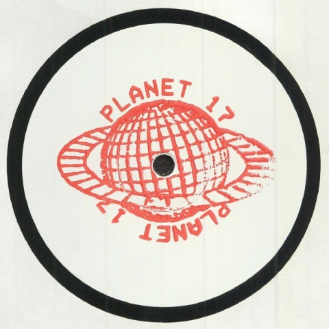 """( P17 02 ) SOUND SYNTHESIS - P17 02 (limited hand-stamped 12"""") Planet 17"""