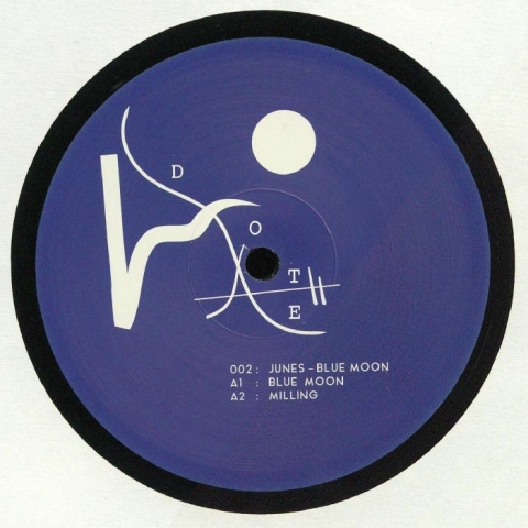 "( DOTE 002 ) JUNES - Blue Moon (12"") Dote"