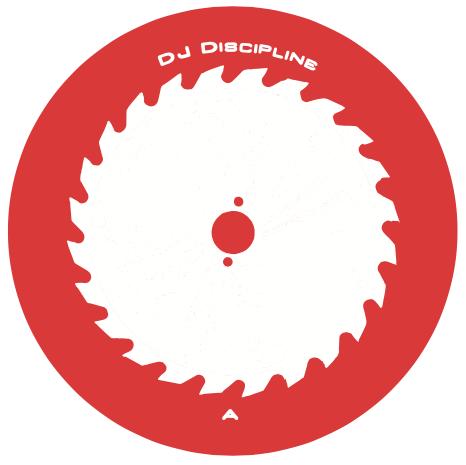 """( OSM 009 ) DJ DISCIPLINE - Merry Crisis EP (12"""") Osman"""