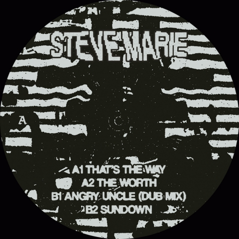 "( LBIN04 ) STEVE MARIE - Libertine Industries 04 Label: Libertine ( 2x12"" Vinyl Only) Libertine"