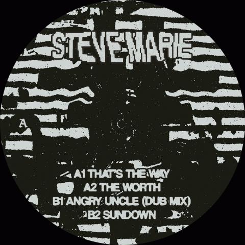 "( LBIN04 ) STEVE MARIE - Libertine Industries 04 Label: Libertine ( 2x12"" Vinyl Only) Libertine"