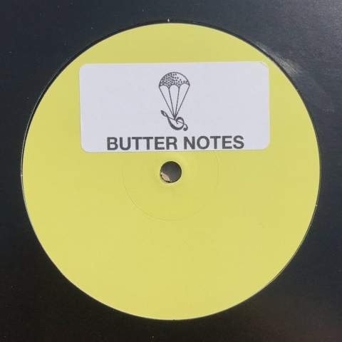 "( BUTTER 001 ) VARIOUS ARTISTS - Butter Notes 1 (12"") Butter Notes"