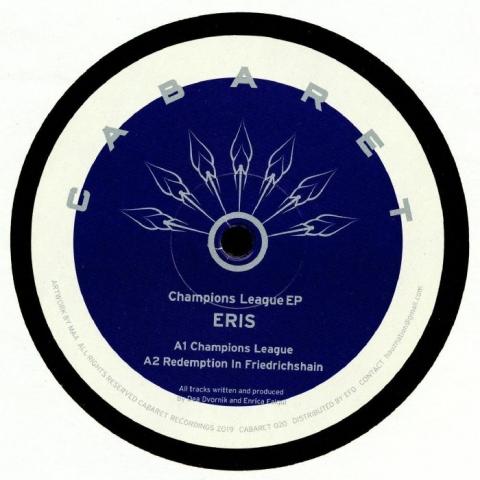"(  CABARET 020 ) ERIS - Champions League EP (12"") Cabaret Japan"