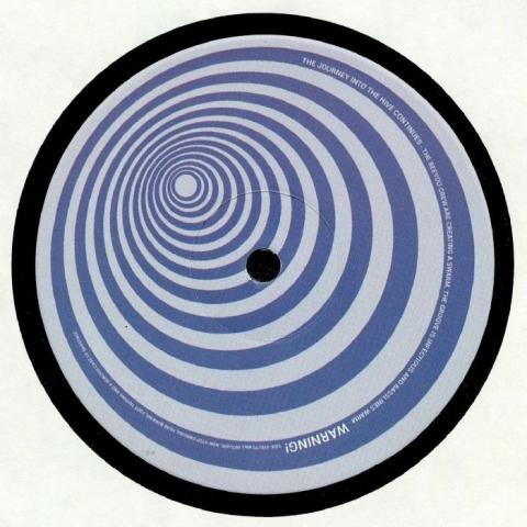 "( BEEY 003 ) XHZ / JAKE FLORY - Lavender EP (180 gram vinyl 12"") Beeyou"