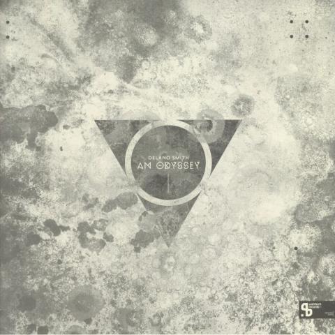 ( SUSH 17 ) Delano SMITH - An Odyssey (Sushitech 15th Anniversary reissue) (limited gatefold coloured vinyl 3xLP + poster) Sushitech