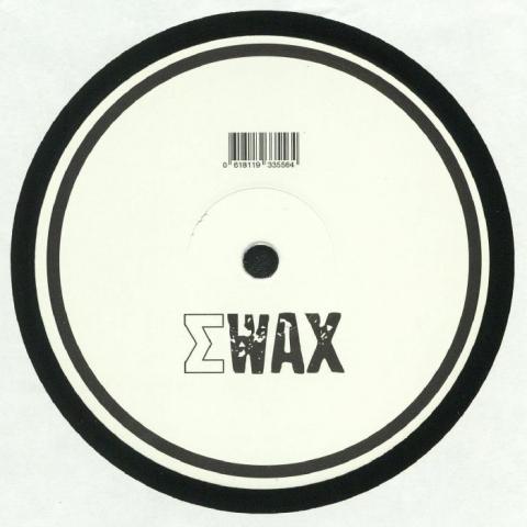 "( EWX 007 ) Mike SHARON - Higher EP (12"") EWax Germany"