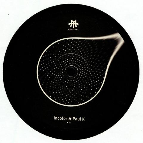"( MODEIGHT 007 ) INCOLOR / PAUL K - Policolor EP (180 gram vinyl 12"") Modeight Ukraine"