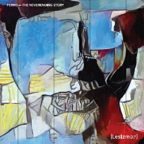"( LIZM 16 )  FERRO - The Neverending Story (180 gram vinyl 12"") Lessizmore Belgium"