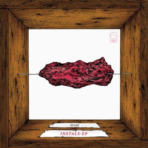 """( SO 001 ) ELIAZ - Instals EP (12"""") Subterranean Odyssey"""
