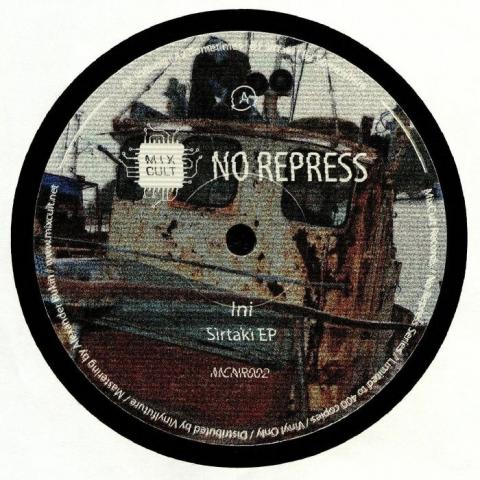 "( MCNR 002 ) INI - Sirtaki EP (12"") MixCult Russia"