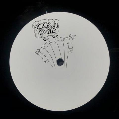 "( SOCK 01 ) Alec Falconer & Desert Sound Colony - Flip Flops A - Ba Dum Tishnonymous (12"") 1 x customer -"